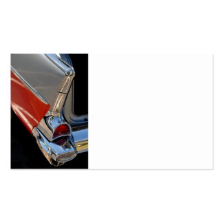 Classic Chevrolet Car Design Double-Sided Standard Business Cards (Pack Of 100)