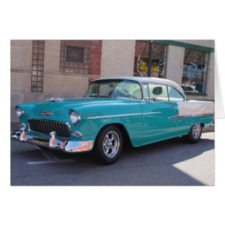 Classic Chevrolet Stationery Note Card