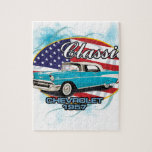 """Classic-Chevrolet-oval-1957-new_B.png Jigsaw Puzzle<br><div class=""""desc"""">57 Classic</div>"""