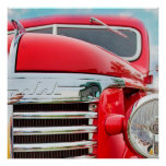 Classic Chevrolet Truck Poster
