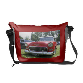 Classic Chevy Messenger Bag