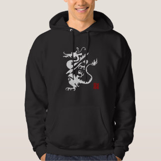 Classic Chinese Traditional Dragon Hoodie