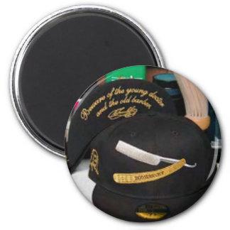 Classic Chop Cap 2 Inch Round Magnet
