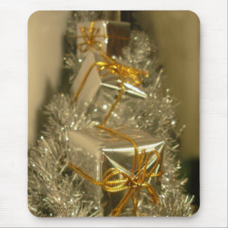 Classic Christmas Mousepad Huliday Decor Gifts