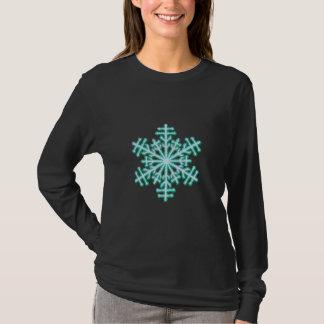 Classic Christmas Winter Snowflake T-Shirt