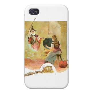 Classic Cinderella iPhone 4 Cases