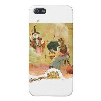 Classic Cinderella iPhone SE/5/5s Cover