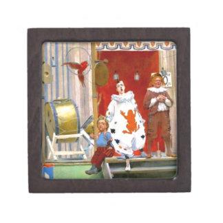 CLASSIC CIRCUS SCENE PREMIUM GIFT BOXES