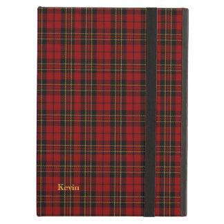 Classic Clan Brodie Tartan Plaid iPad Air Case