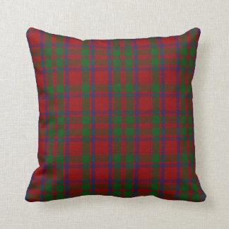 Classic Clan MacIntosh Tartan Plaid Pillow