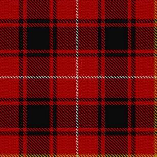 6cbcb38bf49e7 Classic Clan MacIver Red Black Tartan Plaid Tank Top