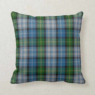 Classic Clan MacNeil Tartan Plaid Pillow