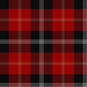 c6d65b5df2656 Classic Clan Marjoribanks Red Black Tartan Plaid Tank Top