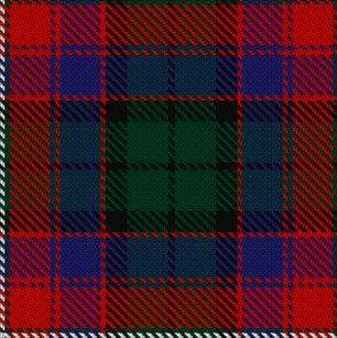 a1fd363b59630 Classic Clan Rattray Red Green Tartan Plaid Tank Top