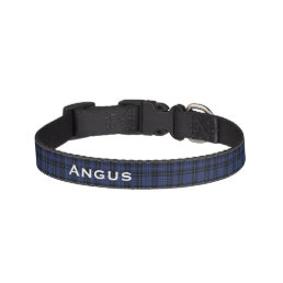 Classic Clark Tartan Plaid Custom Dog Collar