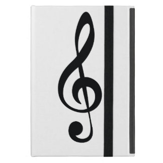 Classic clef case for iPad mini