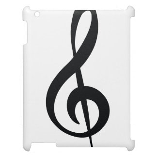 Classic clef case for the iPad
