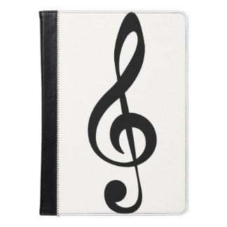 Classic clef iPad air case