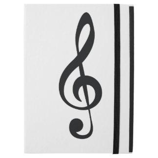 "Classic clef iPad pro 12.9"" case"