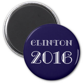 Classic Clinton 2016 Magnet