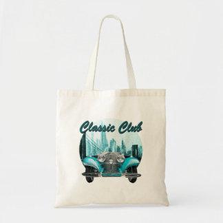 Classic Club Car Tote Bag