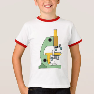 CLASSIC COLOR MICROSCOPE FOR GEEKS T-Shirt