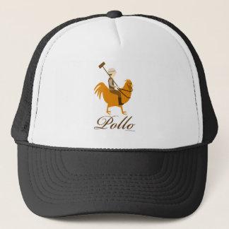 Classic Color Pollo Trucker Hat