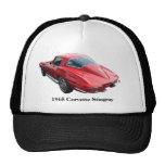 Classic Corvette Coupe Mesh Hat