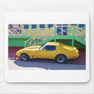 Classic Corvette Stingray. Mouse Pad