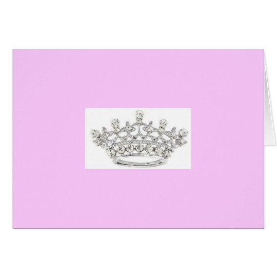 Classic Crown Notecards Card