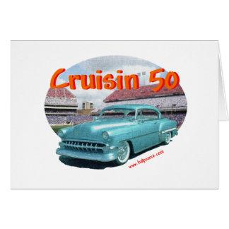 Classic_Cruisin_1954_Chevrolet Card