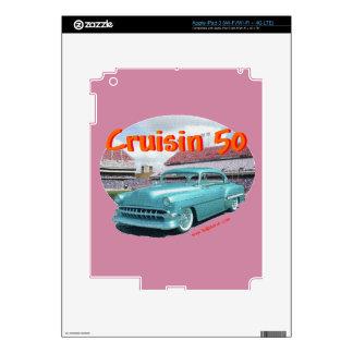 Classic_Cruisin_1954_Chevrolet Skin For iPad 3