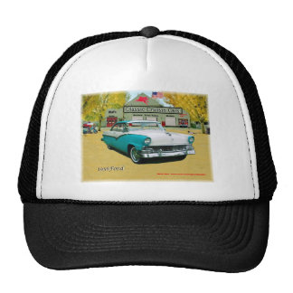 Classic Cruisin Cars1956 Ford Trucker Hat