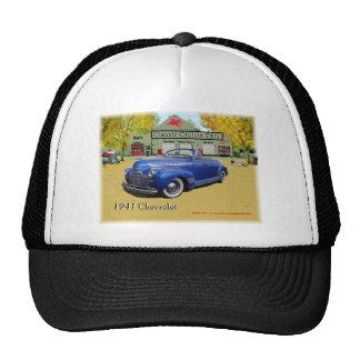 Classic Cruisin Cars 1941 Chevy show Trucker Hat