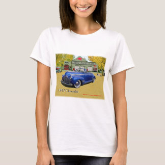 Classic Cruisin Cars 1941 Chevy T-Shirt