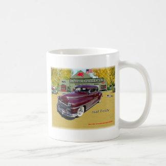 Classic Cruisin Cars 1948 Desoto Coffee Mug
