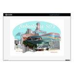 Classic_Cruisin_Cars_1951_Chevrolet.gif Portátil Calcomanías