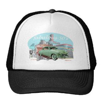 Classic_Cruisin_Cars_1952_Chevrolet. Trucker Hat