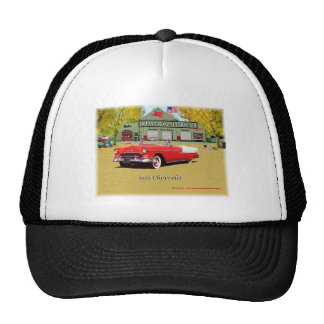 Classic Cruisin Cars 1955 Chevrolet Hat
