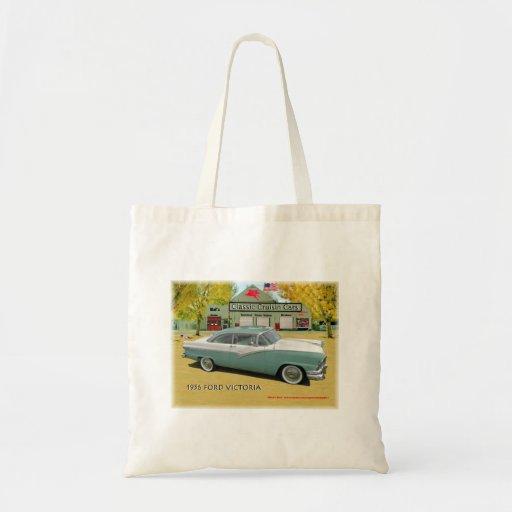 Classic Cruisin Cars 1956 Ford Bag