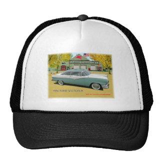 Classic Cruisin Cars 1956 Ford Hat
