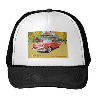 Classic Cruisin Cars 1957 Chevrolet Hat