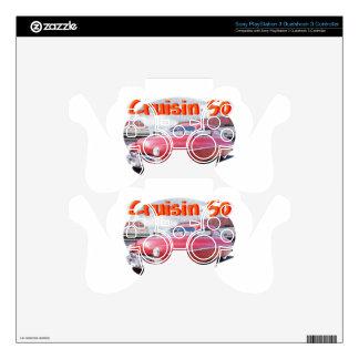 Classic_Cruisin_Mercury_50 PS3 Controller Skins