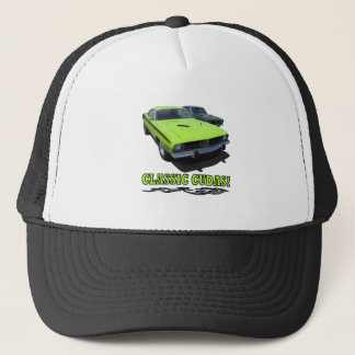 Classic Cudas Design Trucker Hat