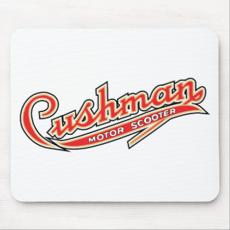 Classic Cushman Designs Mouse Pad