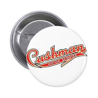 Classic Cushman Designs Pinback Button