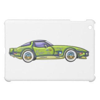 Classic Custom T-Top Corvette iPad Mini Case