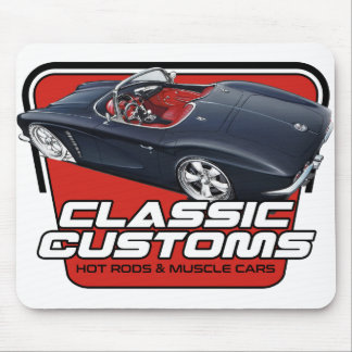 Classic Customs Mouse Pad