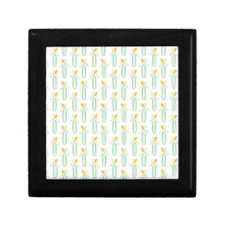 Classic Daffodil wallpaper Style pattern Keepsake Box