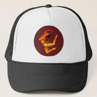 Classic dance trucker hat